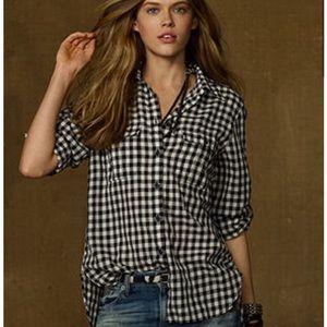 Ralph Lauren Denim & Supply Gingham Shirt